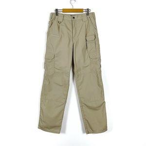 Men's 5.11 Tactical Series Tan Cargo Pants